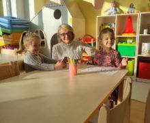 Słoneczka – pierwsze dni w nowym przedszkolu