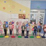 Słoneczka – bezpieczny przedszkolak
