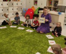 Motylki – kodeks grupy i pierwsze zajęcia