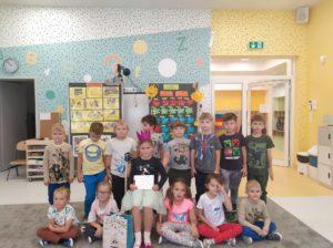 przedszkole - klodawa - grupa - Pszczółki - urodziny Poli