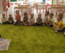 Motylki – bezpieczny przedszkolak