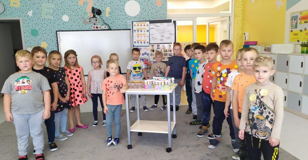 przedszkole - klodawa - grupa - Pszczółki - urodziny Antosia.