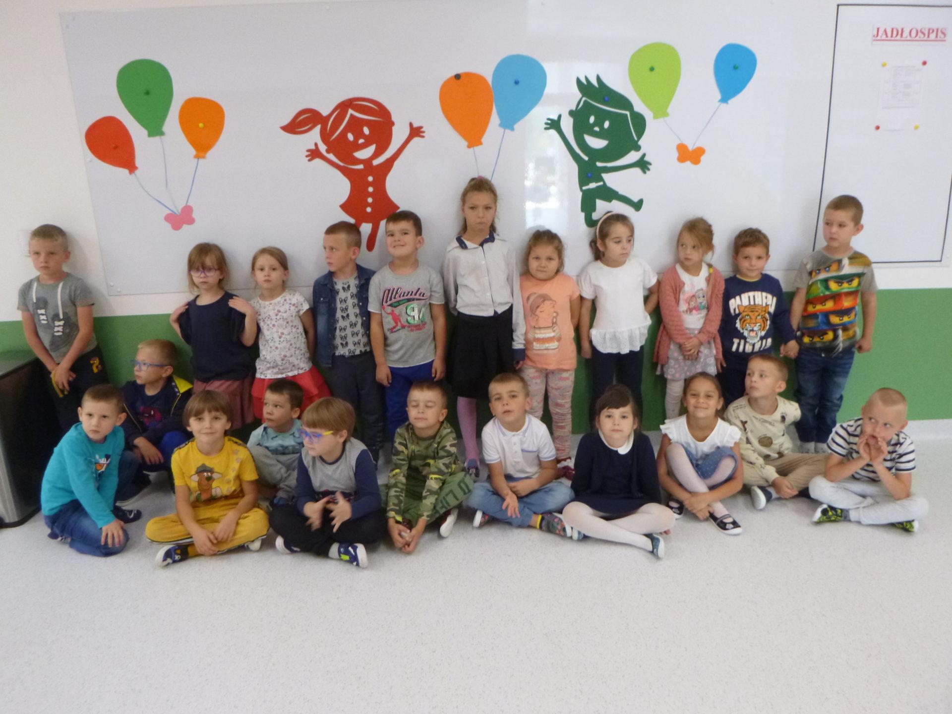 Sówki pierwsze dni w przedszkolu